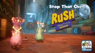 Rush: A Disney-Pixar Adventure - Chef Skinner wants to ruin the Ratatouille (Xbox One Gameplay)