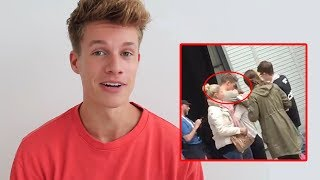 Kuss-Video aufgetaucht: Hat Luca Concrafter eine Freundin?