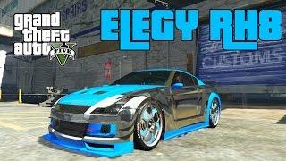 GTA V PC TUNANDO #2 - ELEGY RH8