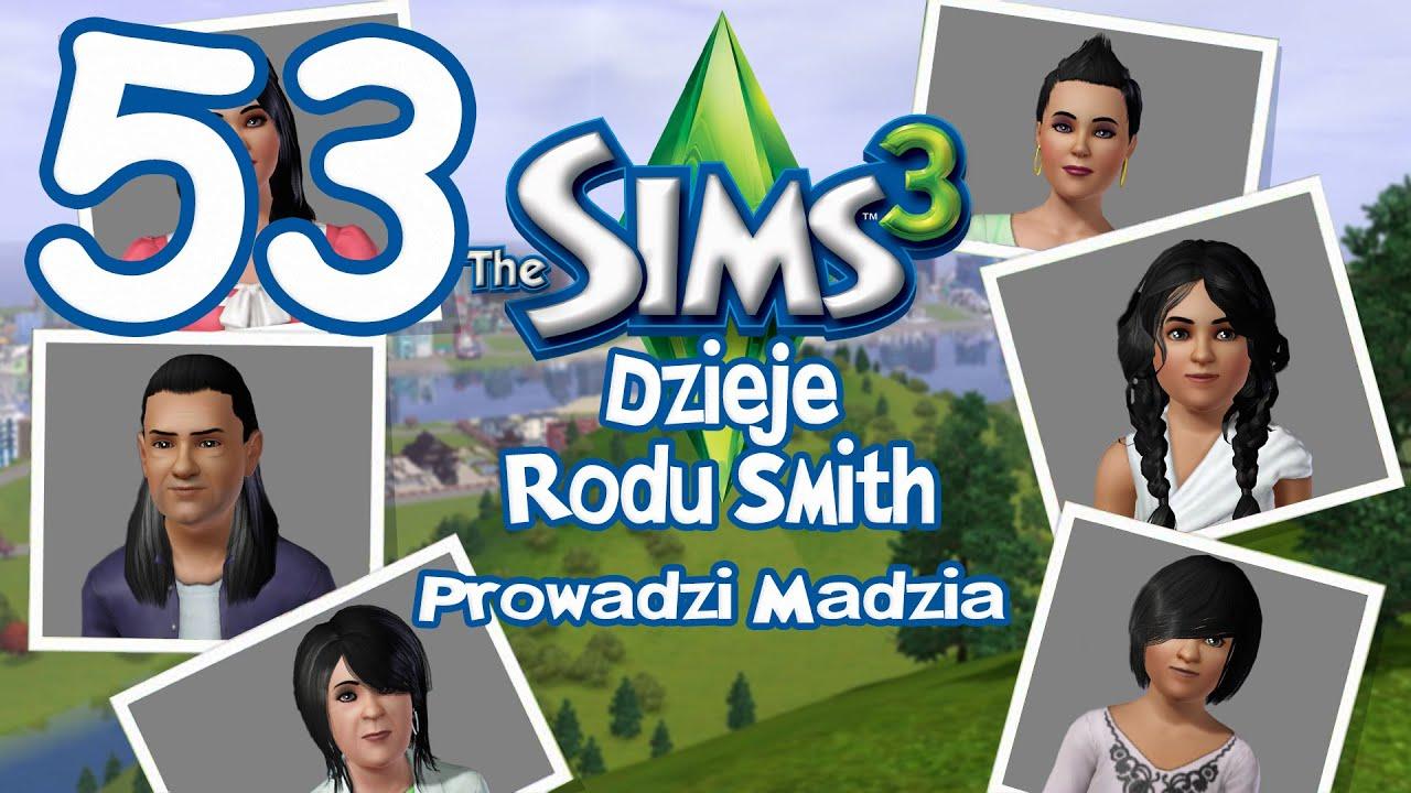 The SimS 3 - Sezon III #53 - Święto Lata i urodzin cała masa
