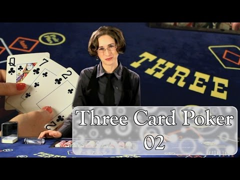 Playing Three Card Poker & Tipping the Dealer