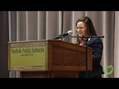 Camp Allen Elementary School Dedication Ceremony