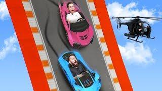 Vertical Stunt Racing! | GTA5