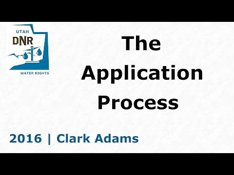 2016.2 The Application Process - From Application to Certification