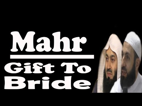 Don't Make Marriage Difficult Because of Mahr | MuftiMenk & Bilal Assad