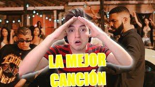Bad Bunny feat. Drake - Mia ( Video Oficial ) REACCIÓN