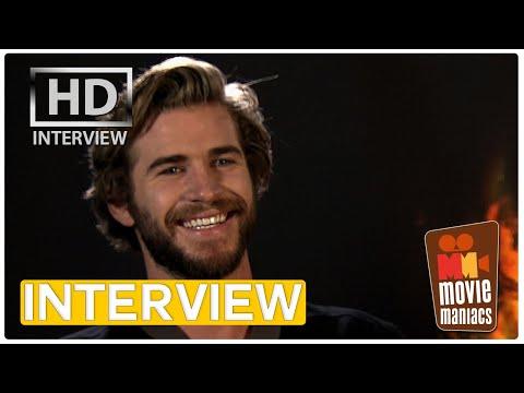 Mockingjay | Liam Hemsworth & Francis Lawrence Interview