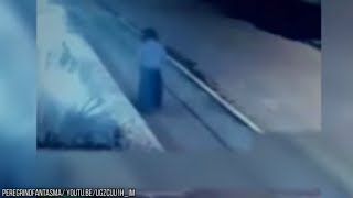 5 Scary Ghost Girl Caught On Tape!