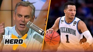 Colin Cowherd predicts that the National Championship will be decided by 1 point | THE HERD