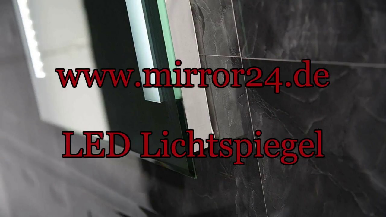 Lichtspiegel Led Mirror24 De Led Lichtspiegel