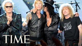Slash Life After Guns N Roses TIME