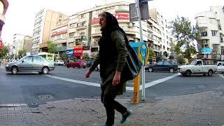 Прогулки по Тегерану. Иран. Тегеран. Iran. Tehran