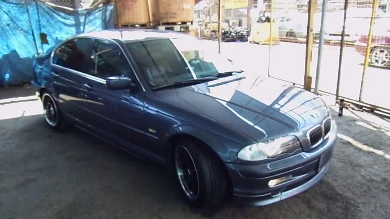 Gt Autos Iquique - Bmw 323i Grafito 2002 Original