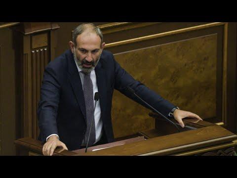 L'opposant Nikol Pachinian élu Premier ministre d'Arménie
