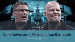 Gary Anderson v Raymond van Barneveld | Preview & Betting Tips from Chris Mason