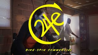 Bike-spin commercial | 24e Health Clubs