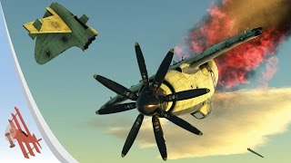 War Thunder Gameplay - The Best Naval Strike Fighter Ever Devised....Probably.