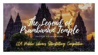 Fayyaza Ayesha Wibowo   The Legend Of Prambanan Temple