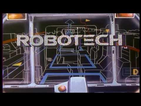 Robotech: The Macross Saga (1982-1984) - Intro