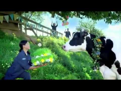 [Little Marketers] Quảng cáo Vinamilk 2012 – Này bạn thân yêu ơi
