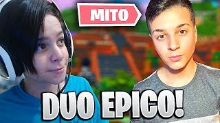 DUO EPICO COM AlexandrePlays! Fortnite