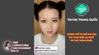 Không Thể Tin Nổi Khi Xem Top Video ĐỘC LẠ Nhất Tik Tok Trung Quốc | Tiktok Mới Nhất