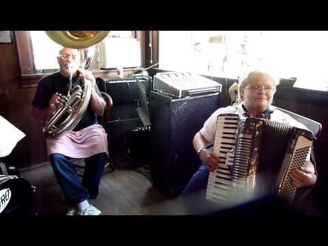 Silk Umbrella Polka - Sherry Huiras At John Martin's Tap