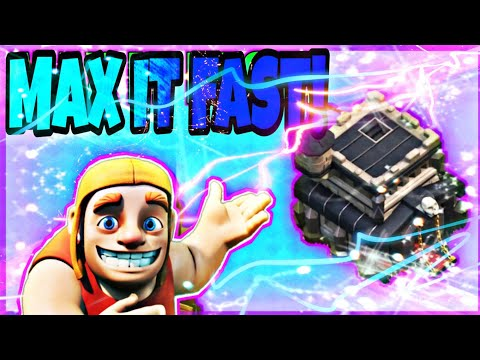BEST TH9 FARMING STRATEGY 2018! | BEST WAY TO MAX YOUR TH9 2018 | CLASH OF CLANS | (loot profit)