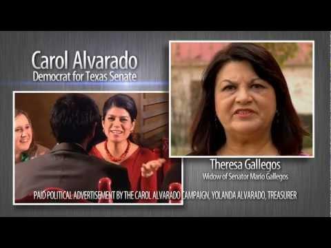 Voices - Carol Alvarado