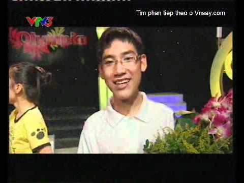 Preview Duong len dinh Olympia 2012 7/8/2011 tuan 3 thang 2