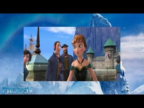 Frozen - For The First Time In Forever Swedish - Movie Version (Sub + Trans)