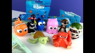 Disney·Pixar Finding Dory Collectible Mini Figure Blind Bags Series 1 from Bandai