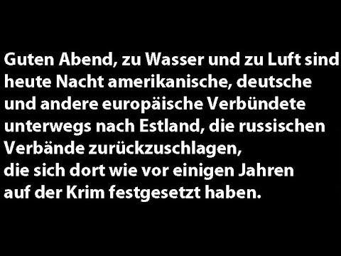 Deutschlands Beitrag für die NATO 04.04.2019 - Bananenrepublik