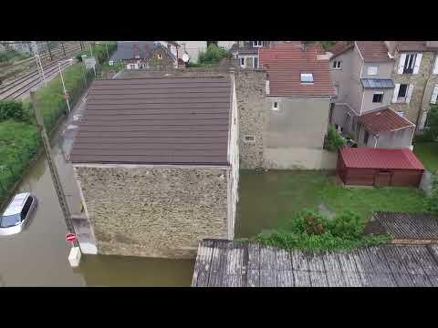 Inondation Essonne 2016