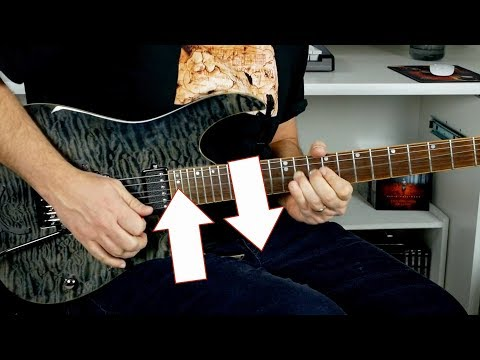 Free Alternate Picking Course For Frustrated Guitar Players!