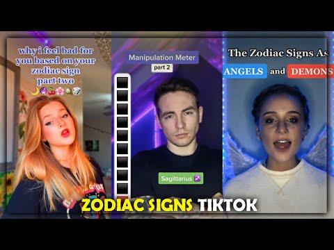 RELATABLE TIKTOK ZODIAC SIGN TIKTOKS!✨ part 6