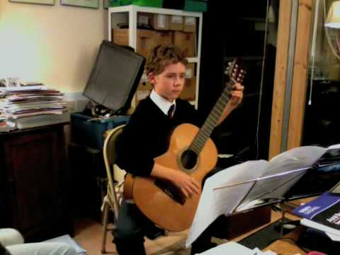 Rondo Rodeo by Gary Ryan - performed by Kristian