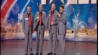 Benchmark -  Australia's got Talent 2011