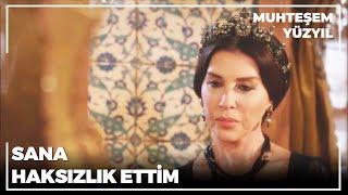 Valide Sultan, Hürrem Sultan'dan Özür Diliyor!   Muhteşem Yüzyıl