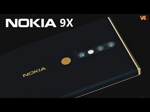 NOKIA 9X First Look - A Triple Camera Concept