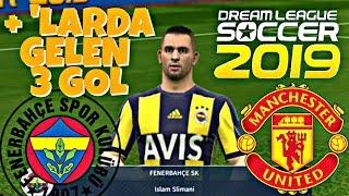 Fenerbahçe Yaması! Uzatmada 3 Gol Manchester United, Dream League Soccer 2019
