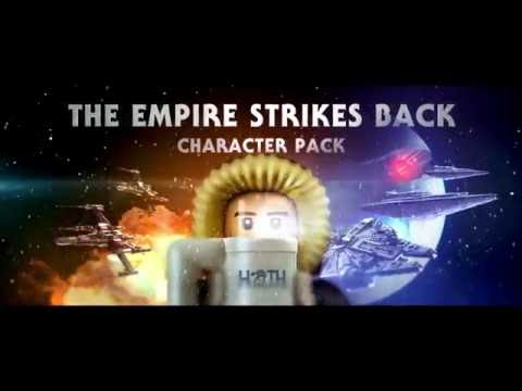 The Force Awakens - LEGO Star Wars - Empire Strikes Back Vignette