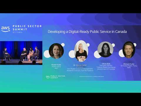 Developing A Digital-Ready Public Service In Canada