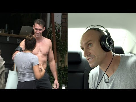 Fitzy tests his wife's faithfulness with a HONEY TRAP
