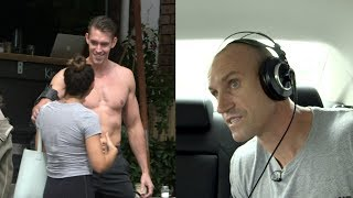 Fitzy tests his wife