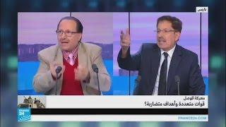 مشادة كلامية عن توصيف الحشد الشعبي وعلاقته بإيران
