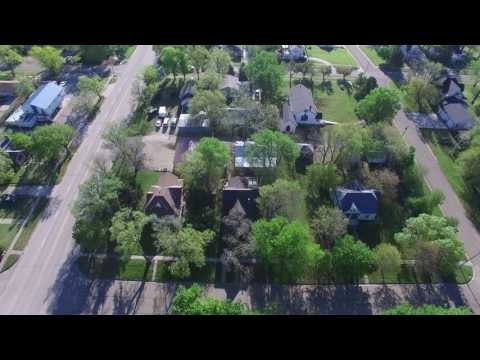 Wakefield, KS by DJI Drone