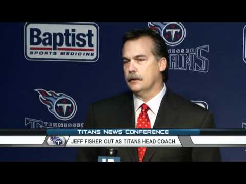 TITANS: JEFF FISHER SPEAKS AFTER BEING FIRED