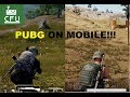 PUBG on MOBILE!! How Did it Do? REVIEW!