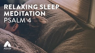 Sleep In Peace: Psalms Meditations (3 Hours)